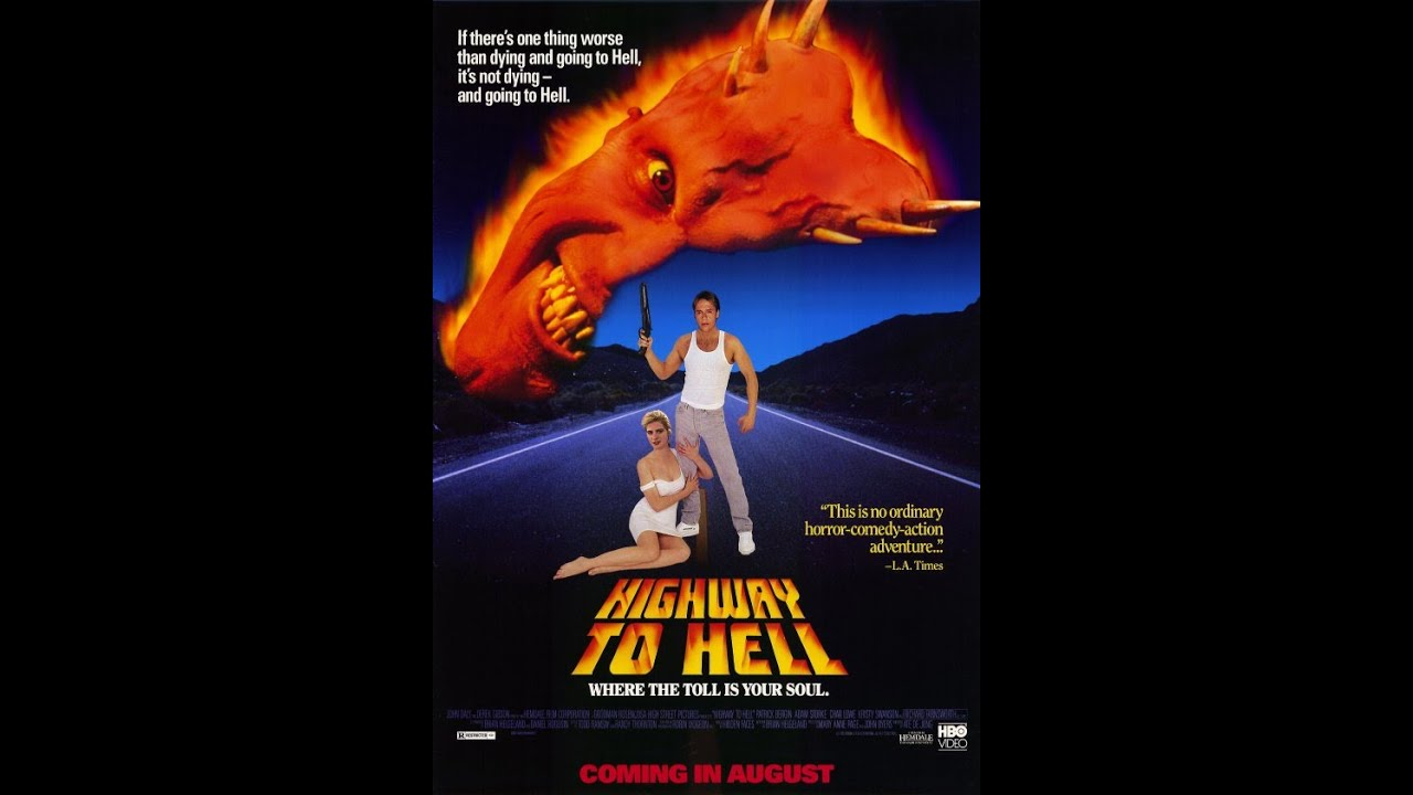 highway to hell 1991 movie review youtube. Black Bedroom Furniture Sets. Home Design Ideas