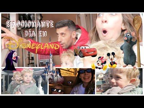 CUMPLEAÑOS EN DISNEYLAND PARIS CON GEMELOS   Vlog Fátima Cantó
