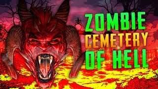 ZOMBIE CEMETERY OF HELL (Call of Duty Zombies)
