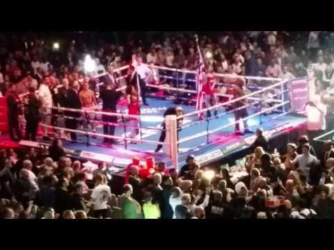 Ring Walk Gervonta TANK Davis (Beat It Micheal Jackson) Vs Liam Walsh At Copper Box London IBF