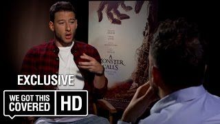 Exclusive Interview: Juan Antonio Bayona Talks A Monster Calls [HD]