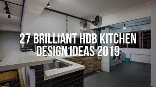 🔴 27 Brilliant HĎB KITCHEN DESIGN Ideas 2019