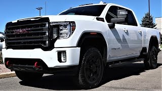 2020 GMC 3500 AT4: New King Of The Off-Road Among Heavy Duties???