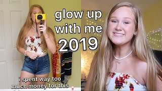 glowing up for SPRING 2019 - TRANSFORMATION