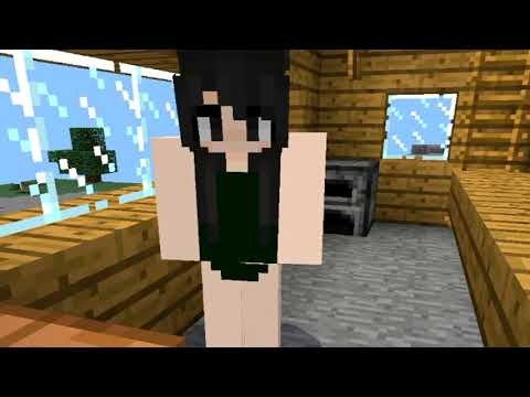 КРАСОТОЧКА ДЕВУШКА ХОЧЕТ СО МНОЙ (Анти-Грифер Шоу Minecraft PE) майнкрафт Я НЕ ПРИТВОРИЛСЯ ДЕВУШКОЙ