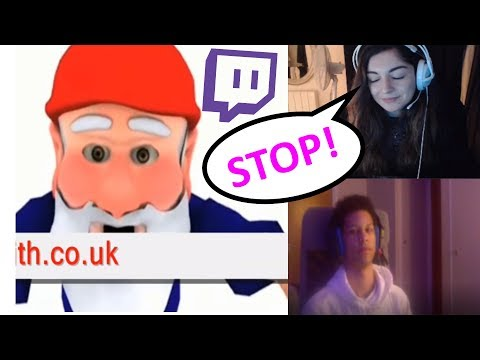 Gnome trolling Twitch streamers #1