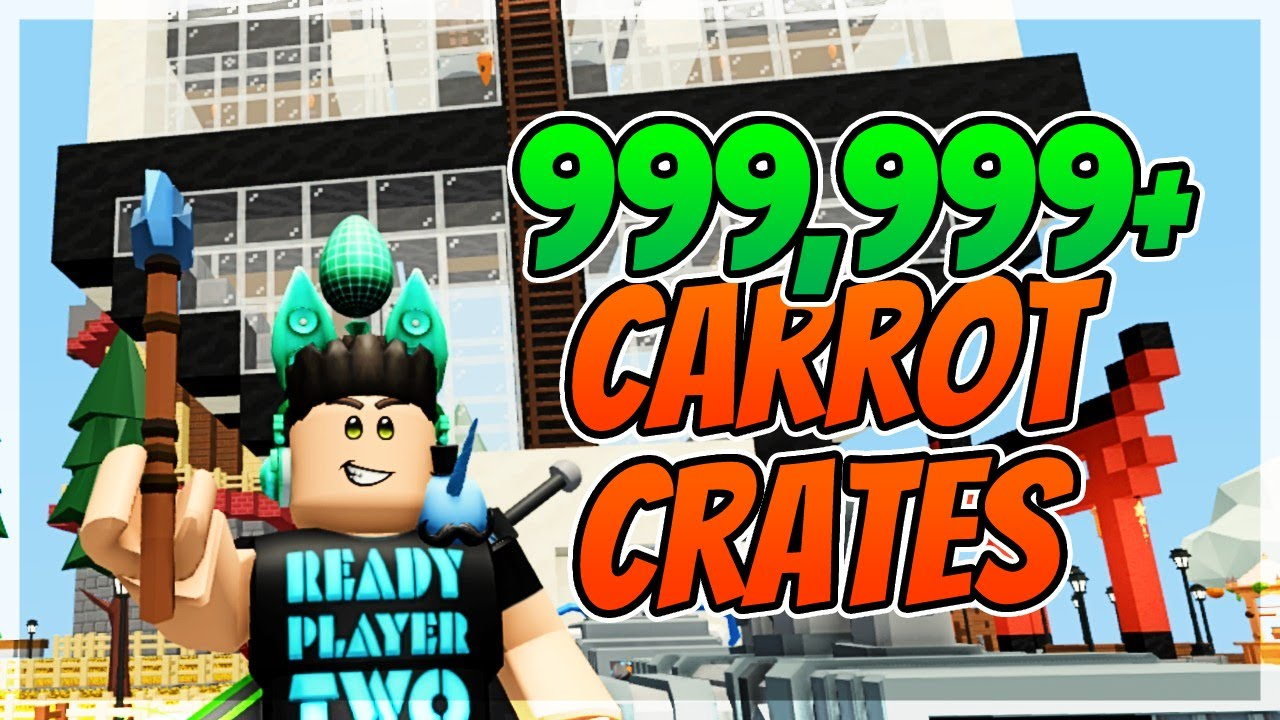 HOW TO MAKE AN OP CARROT CRATE AUTO FARM in Roblox Island...