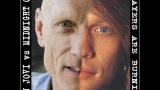 Bon Jovi vs Midnight Oil - Prayers Are Burning
