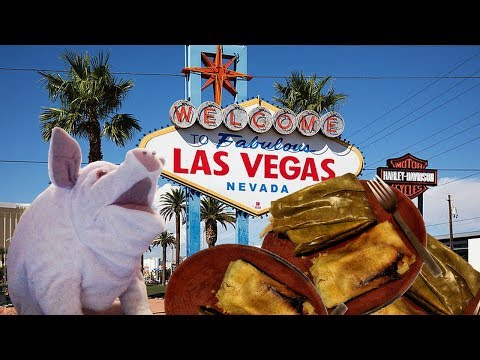 How I Went to Vegas and Ate 50 Tamales