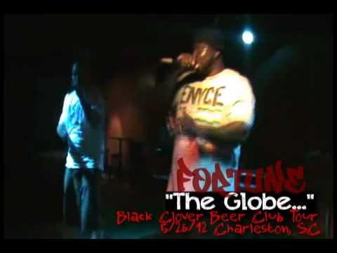 "Savage Souls - ""The Globe"" Live"