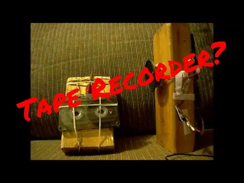 How to make a Tape Recorder