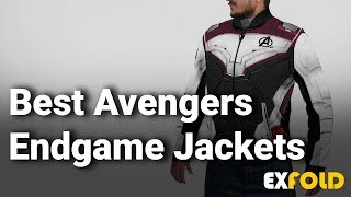 Best Avengers Endgame Jackets: Complete List with Features & Details - 2019