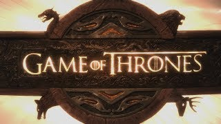 Game of Thrones - Gameplay Walkthrough Part 1 - Episode One - Iron from Ice
