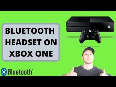 HOW TO USE A BLUETOOTH HEADSET ON XBOX ONE IN 2019!!!!