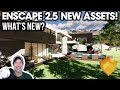 Exploring the Enscape 2.5 Asset Library - What's New?