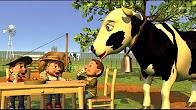 A Vaca Leiteira – A Fazenda do Zenão 1 | O Reino das Crianças