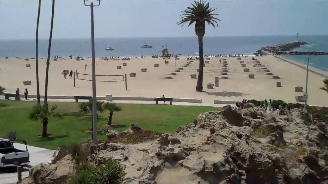 Corona Del Mar Beach Fire Pits | The best beaches in the world