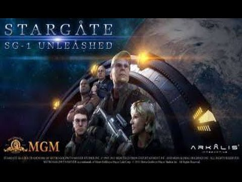 STARGATE SG-1 (GAME PLAY ANDROID)