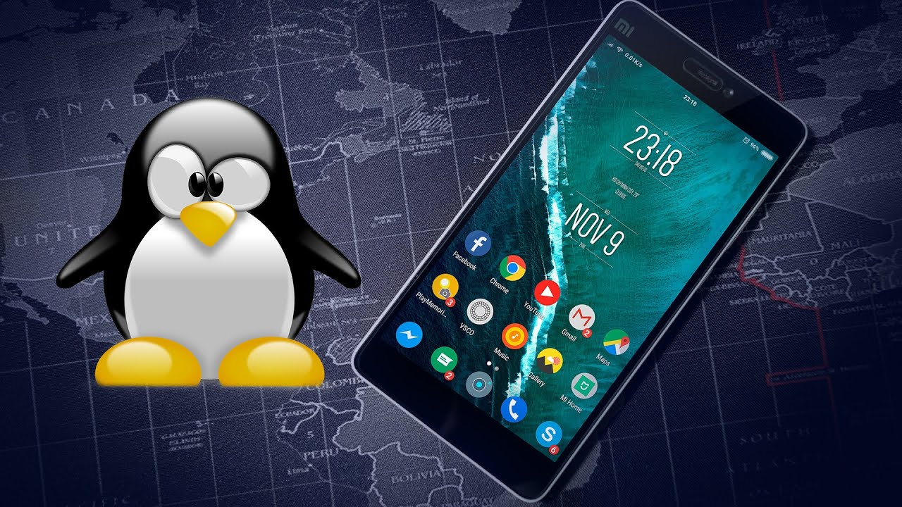 Instalar Linux en Android
