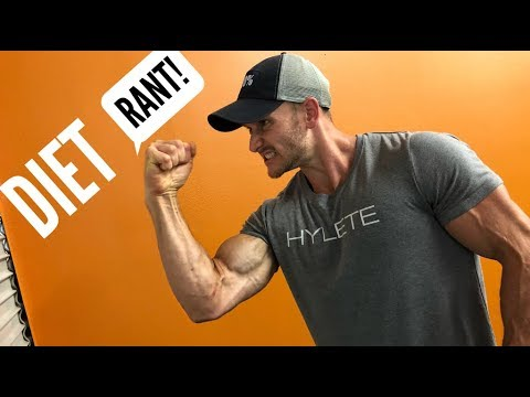 Diet Rant: Why No ONE Diet is Best- (My Beef with the Fitness Industry) Thomas DeLauer