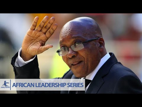 Jacob Zuma's Resignation and Last Speech as South Africa President