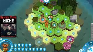 Niche: A Genetics Survival Game - First Playthrough