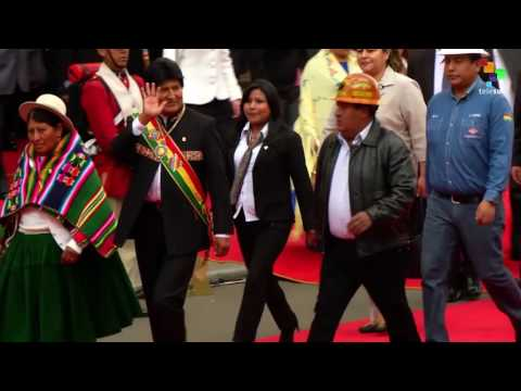 Bolivia: Economy Has Improved Significantly During Morales' Administration