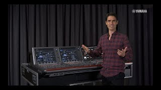 Yamaha RIVAGE PM Version 2.5 - What is Theatre Mode?