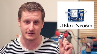 u blox neo 6m gps module arduino nmea decoding