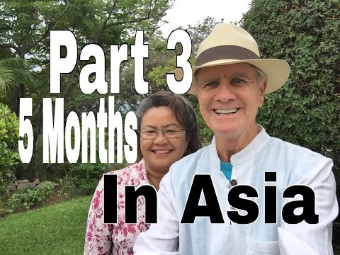 Part 3  Southeast Asia Travel : Top Places To Live In Asia Retire Early