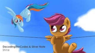DecodingTheCodes & Silver Note - Shine