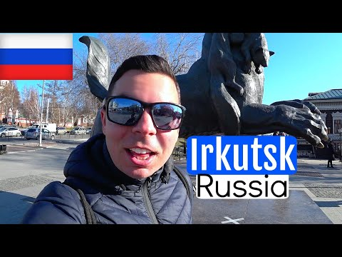 Russia Travel Irkutsk City Tour