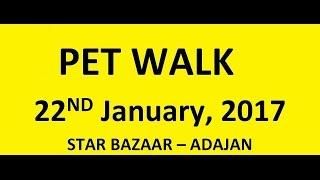 PET WALK 2017 INVITATION/PROMO