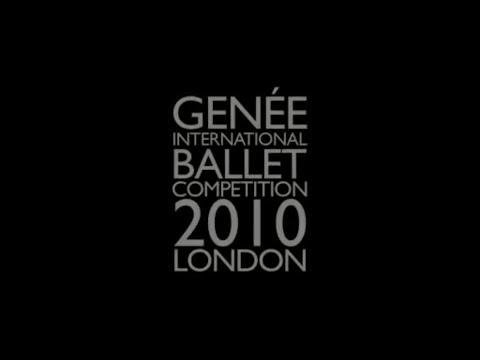 Genée International Ballet Competition - London 2010