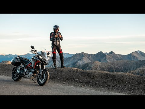 Nuova Multistrada 1260 S Grand Tour