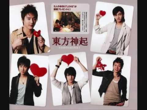 DBSK- Why Did I Fall In Love With You