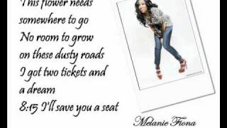 Melanie Fiona - Monday Morning with LYRICS