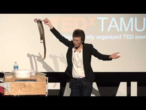Physics as a Street Art | Tatiana Erukhimova | TEDxTAMU