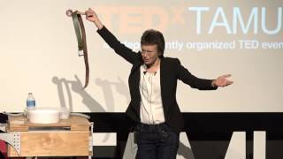 Physics as a Street Art | Tatiana Erukhimova | TEDxTAMU