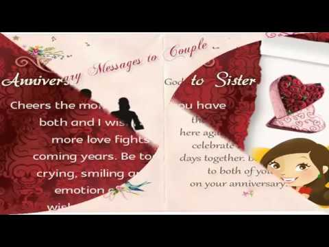 Happy anniversary messages best wedding wishes quotes youtube