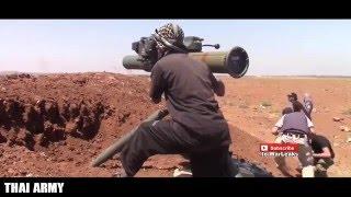 รวม ความโง่ของนักรบไอซิส [ฮา+โง่] ISIS idiots who shot himself