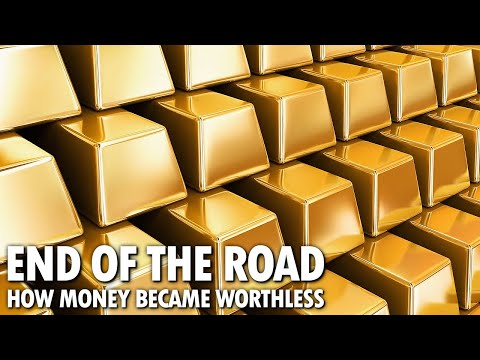 Gold \u0026 Dollar: How Money Became Worthless | Currencies Explained | Documentary | Fiat Currency