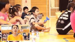 石巻市雄勝町 吉本 in 大須小学校 2011.07.30