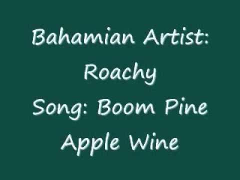 Roachy- Boom Pine Apple Wine
