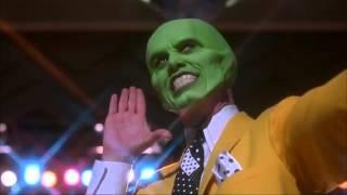 Маска ( фильм 1994г , Джим Керри , Камерон Диаз танец в клубе Коко Банго )