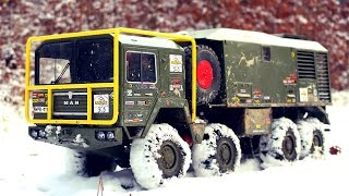 RC MAN KAT I / Winter Expedition in 1:10 Scale