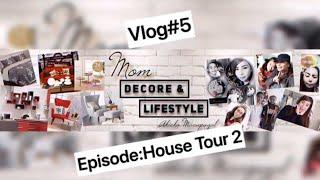 Akie'sVLOG#5: HOME TOUR EPISODE2