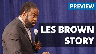 The Les Brown Story – Motivational DVD Training Video from Seminars on DVD