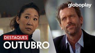 Lançamentos de Outubro | Globoplay thumbnail