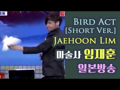 마술사 임재훈 TBS 일본방송 2012 / Bird act(short Ver.) Jaehoon Lim